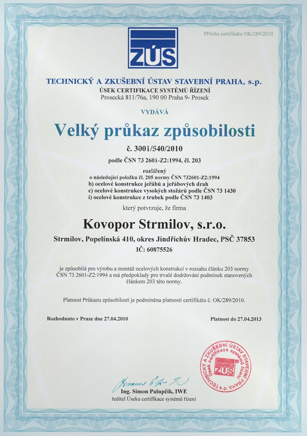 iso 2601